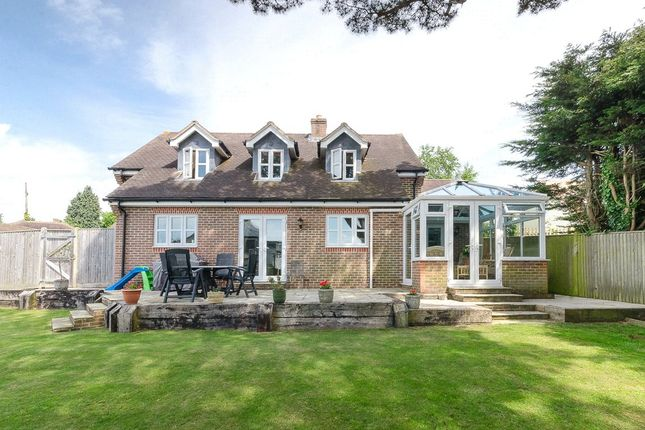 Thumbnail Detached house for sale in Chatsworth Close, High Salvington, Worthing, West Sussex