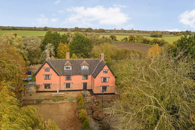 Thumbnail Detached house for sale in Laxfield Road, Fressingfield, Eye, Suffolk