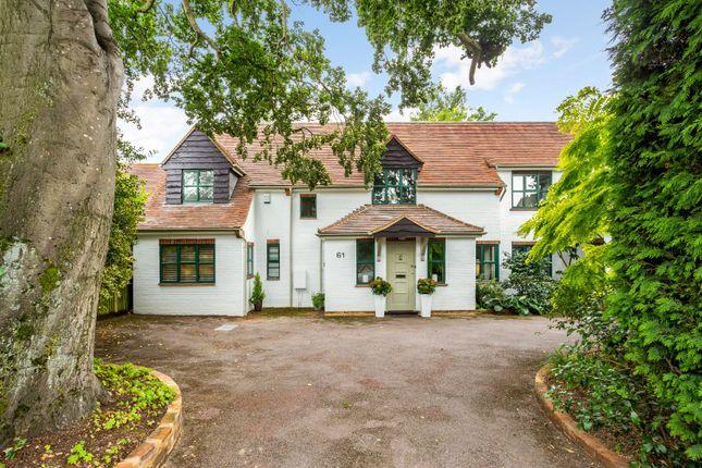 Thumbnail Detached house for sale in Harrow Lane, Maidenhead, Berkshire