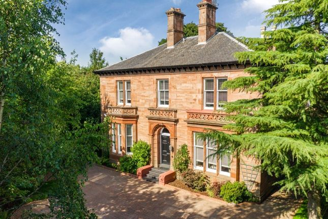 Detached house for sale in The Old Manse, Fairyknowe Gardens, Bothwell, Glasgow