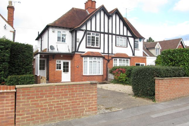 Thumbnail Semi-detached house to rent in Cressingham Road, Reading