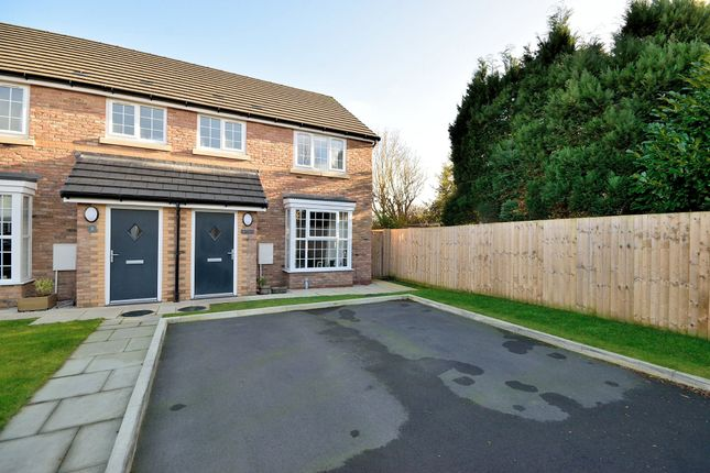 Thumbnail Semi-detached house for sale in Ford Farm Close, Warrington