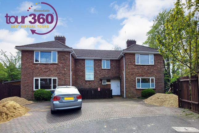 Block of flats for sale in Brewster Ave, Peterborough