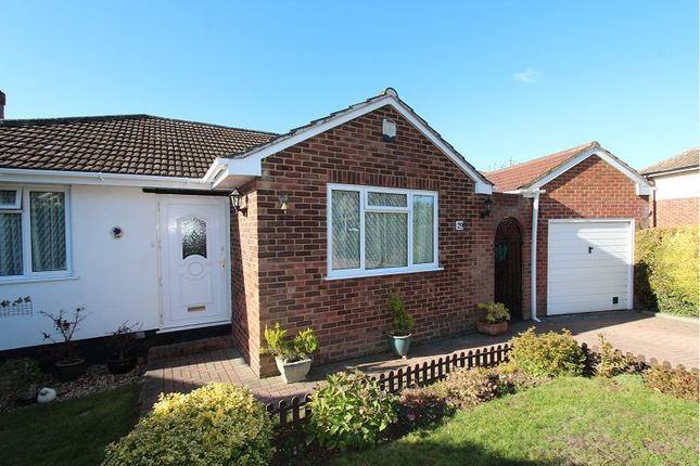 Thumbnail Detached bungalow to rent in Dell Road, Tilehurst, Reading