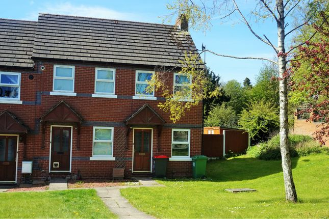 Thumbnail Flat for sale in Meadow Brook Close, Madeley Telford