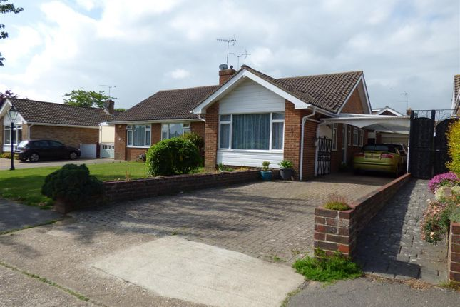 2 bed semi-detached bungalow for sale in Chantryfield Road, Angmering, Littlehampton