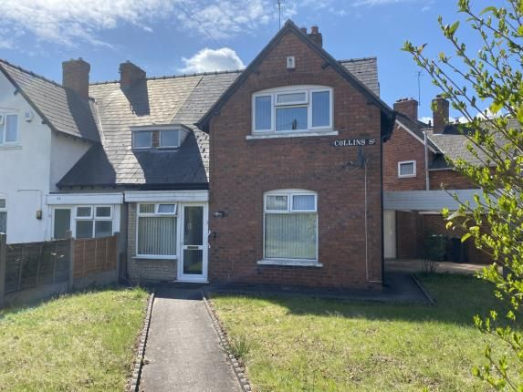 3 bed semi-detached house for sale in Collins Street, Walsall, . WS1
