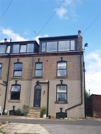 Thumbnail End terrace house for sale in Sunset Terrace, Ilkley