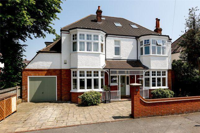 Thumbnail Detached house for sale in Oakwood Road, London
