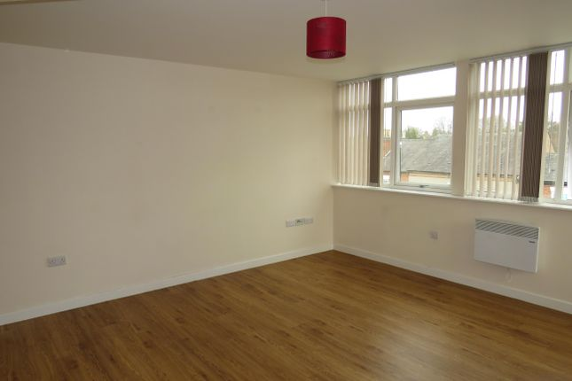 Living Room of The Parade, Oadby, Leicester LE2