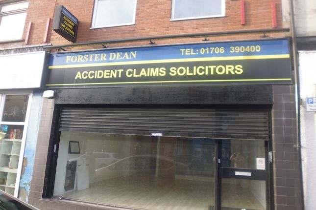 Thumbnail Property to rent in Yorkshire Street, Rochdale