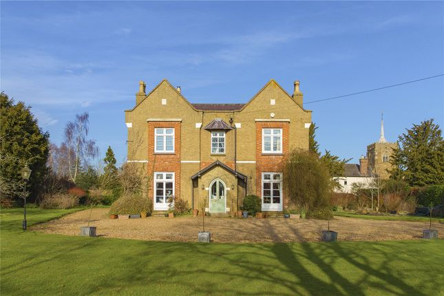 Thumbnail Detached house for sale in Church Lane, Gamlingay, Sandy, Bedfordshire