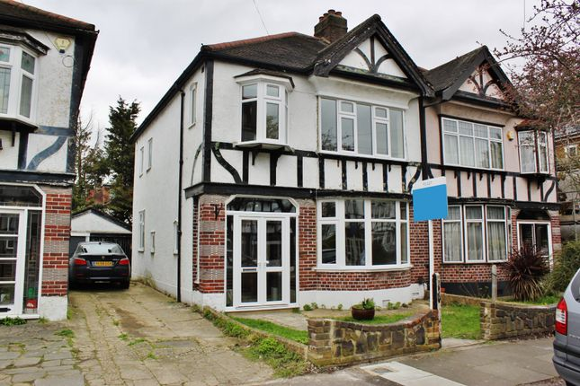 Thumbnail Semi-detached house to rent in Earlswood Gardens, Ilford