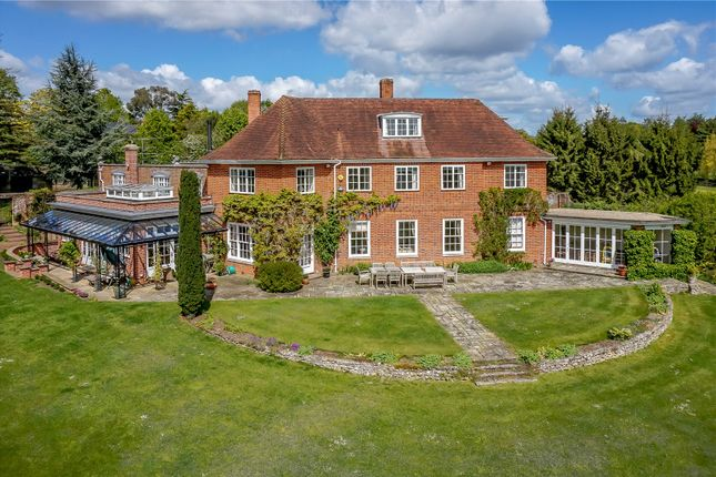 Thumbnail Detached house for sale in Upton Grey, Basingstoke, Hampshire