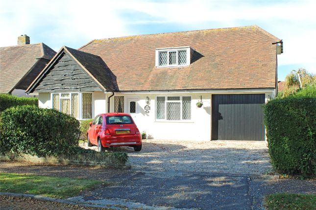 Thumbnail Bungalow for sale in Mill Road Avenue, Angmering, Littlehampton