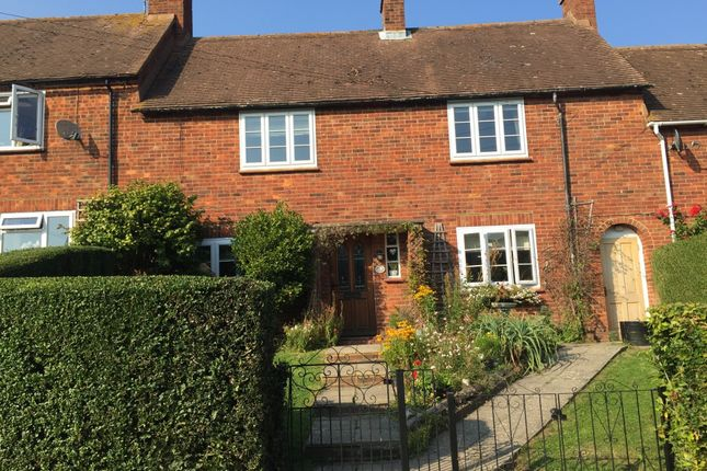 Thumbnail Terraced house to rent in Forewood Rise, Crowhurst, Battle