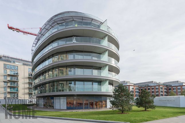 Thumbnail Flat for sale in Goldhurst House, Fulham Reach, Fulham, London
