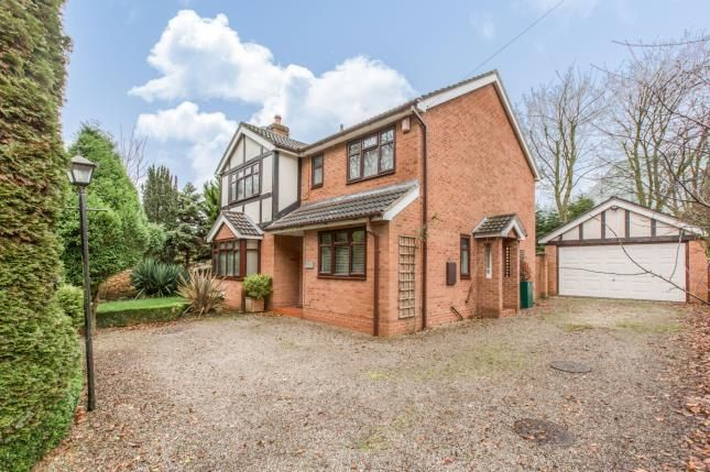 Thumbnail Detached house for sale in Sandy Lane, Aston, Nantwich, Cheshire
