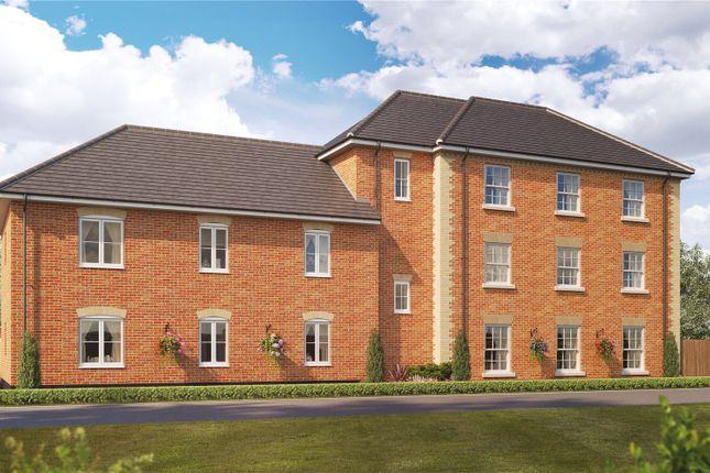 2 bed flat for sale in Birch Gate, Silfield Road, Wymondham, Norfolk NR18