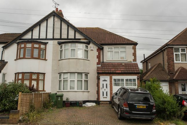 Thumbnail Detached house for sale in Yorkland Avenue, Welling