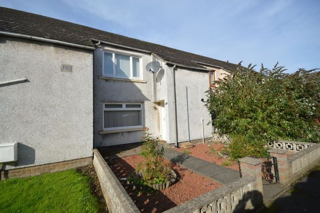 Thumbnail Terraced house to rent in Moriston Court, Grangemouth