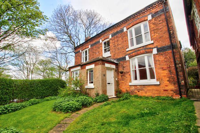 Thumbnail Detached house for sale in Market Place, Heanor, Derbyshire