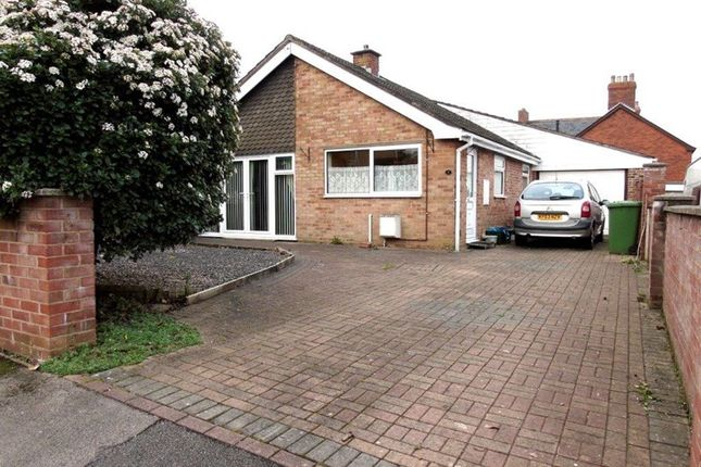 Thumbnail Bungalow for sale in Windsor Drive, Lydney, Gloucestershire