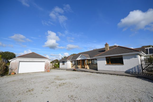 Thumbnail Detached bungalow for sale in Goonown, St. Agnes