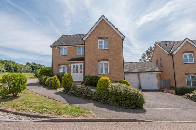 Thumbnail Detached house for sale in Trilby Way, Seasalter, Whitstable