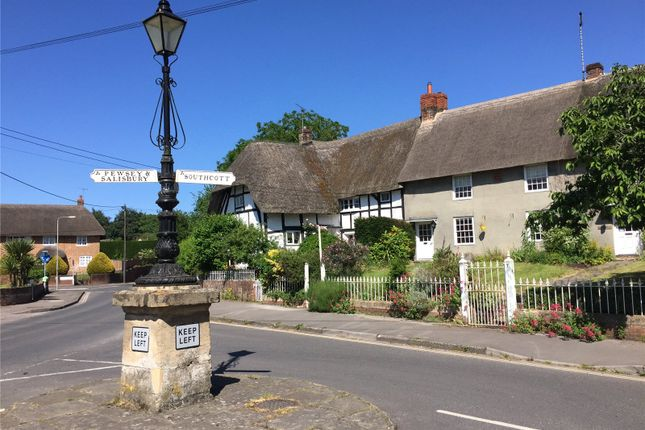 Thumbnail Semi-detached house for sale in Ball Road, Pewsey, Wiltshire