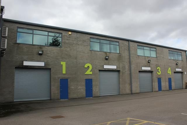 Thumbnail Light industrial for sale in Units 1-4, Pride Point, Ashcroft Road, Knowsley Industrial Estate, Kirkby