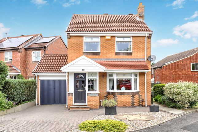 3 bed detached house for sale in Newhaven Close, Hemlington, Middlesbrough TS8