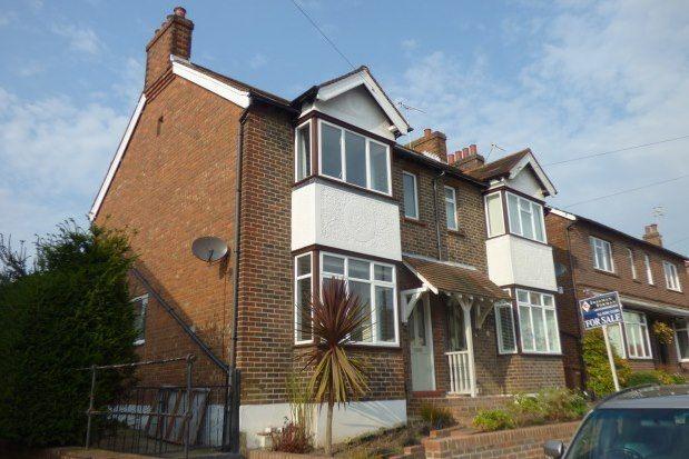 Thumbnail Property to rent in Southwood Avenue, Tunbridge Wells