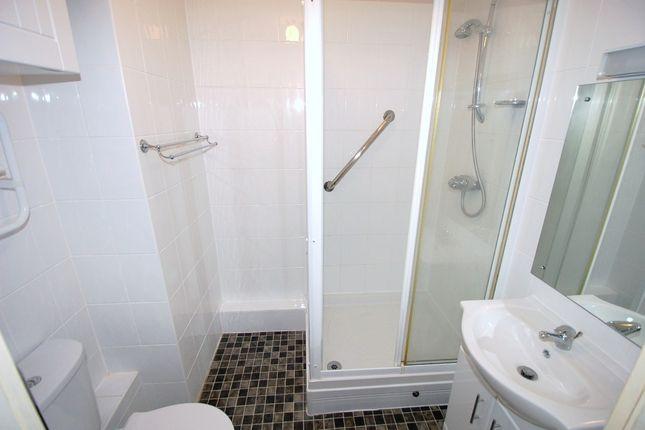 Bathroom of Hart Dene Court, Bagshot GU19