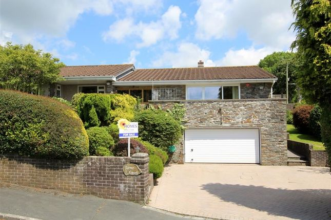 Thumbnail Detached bungalow for sale in Franklyns, Derriford, Plymouth