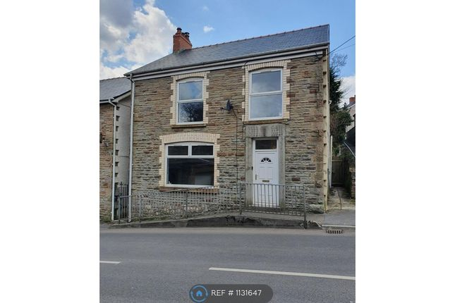 Thumbnail Detached house to rent in Station Road, Ammanford
