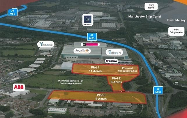 Thumbnail Light industrial for sale in Pioneer Business Park, North Road, Ellesmere Port, Cheshire