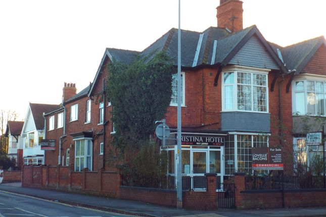 Thumbnail Hotel/guest house for sale in 45 Queens Parade, Cleethorpes