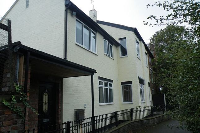 Thumbnail Detached house to rent in Heathside, Nantwich