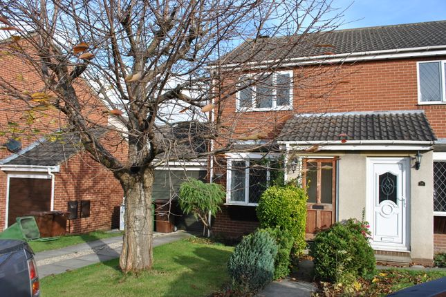 Thumbnail Semi-detached house to rent in Dimple Gardens, Ossett