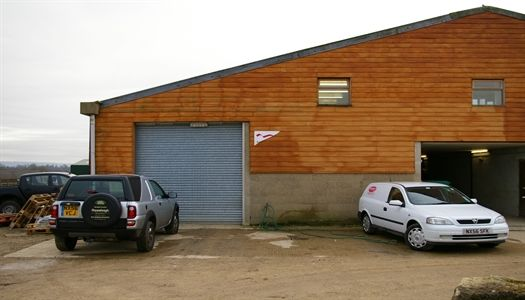 Industrial to let in Notley Farm, Chearsley Road, Long Crendon, Buckinghamshire