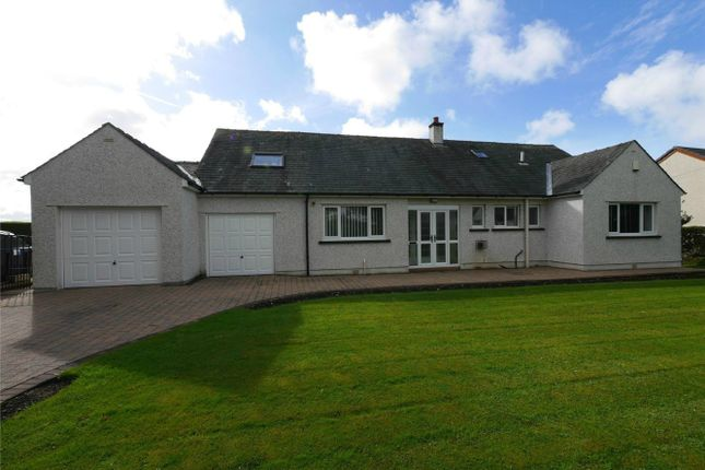 Thumbnail Detached house for sale in Carleton, Braystones Road, Beckermet, Cumbria