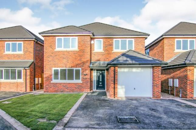 Thumbnail Detached house for sale in Old Marled Walk, Bromborough, Wirral, Wirral