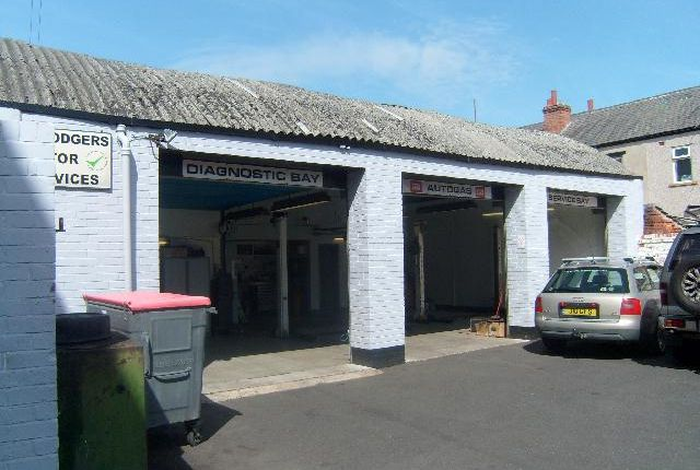 Light industrial for sale in Henry Street, Blackpool