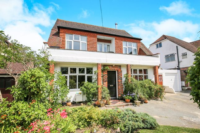 Thumbnail Detached house for sale in Sea Lane, Ferring, Worthing
