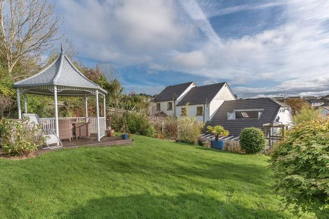 Thumbnail Bungalow for sale in Chyvelah Vale, Gloweth, Truro