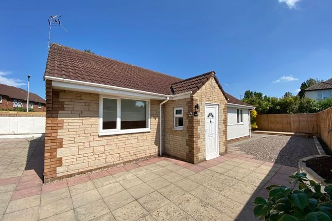 Thumbnail Bungalow for sale in Priory Road, Weston-Super-Mare