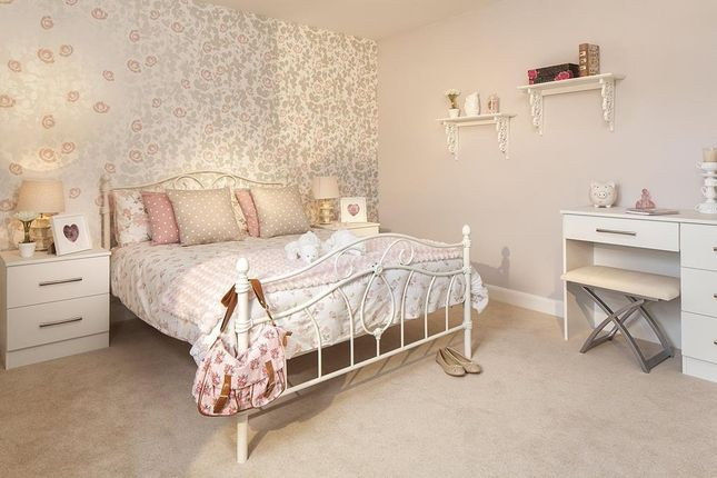 "Double Bedroom of ""Chelworth"" at ""Chelworth"" At Llantrisant Road, Capel Llanilltern, Cardiff CF5"