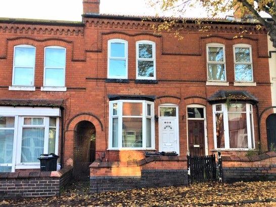 Front of The Avenue, Acocks Green, Birmingham B27