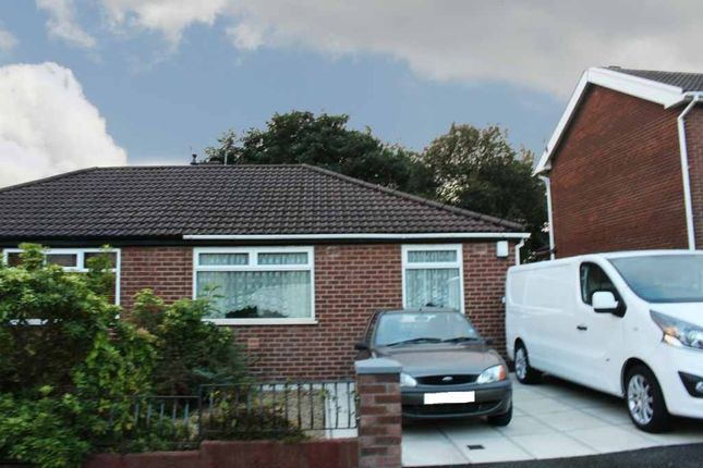 Thumbnail Semi-detached bungalow for sale in Oakenbottom, Bolton, Greater Manchester